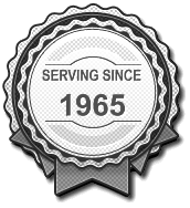 Serving Since 1965