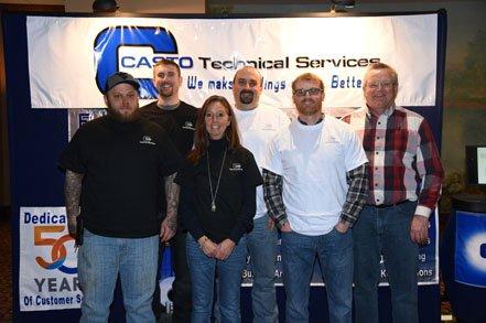 Castro Technical Services Team