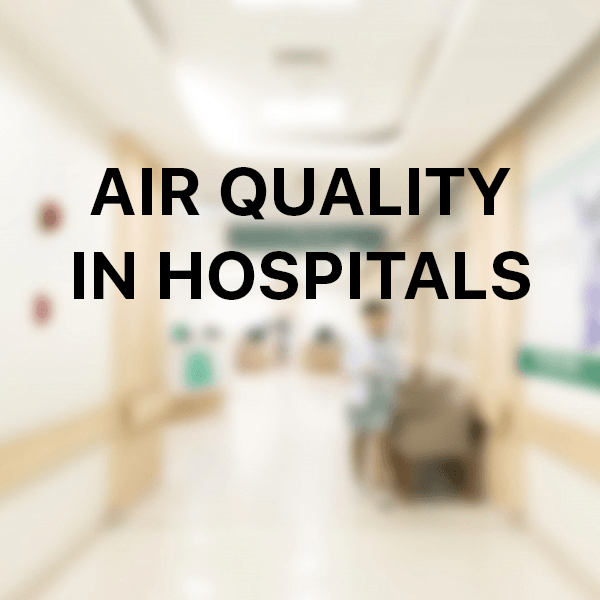 Air Quality In Hospital