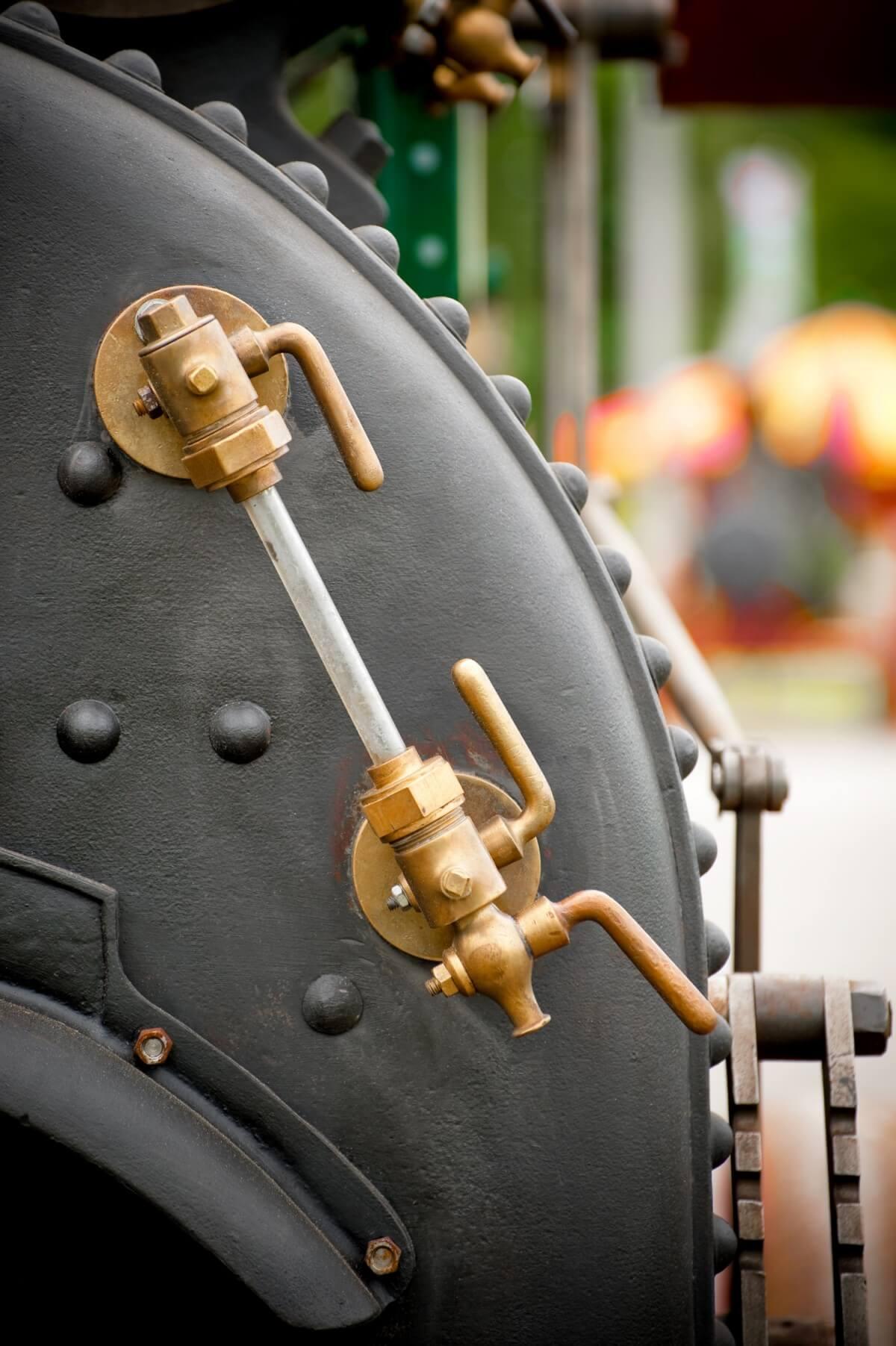 Steam Boiler Valves