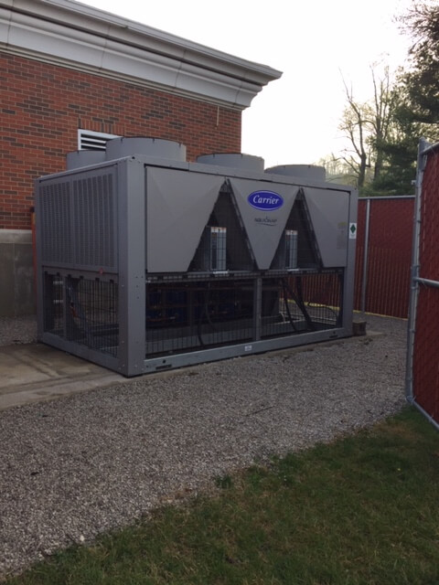 Carrier Air-Cooled Chiller