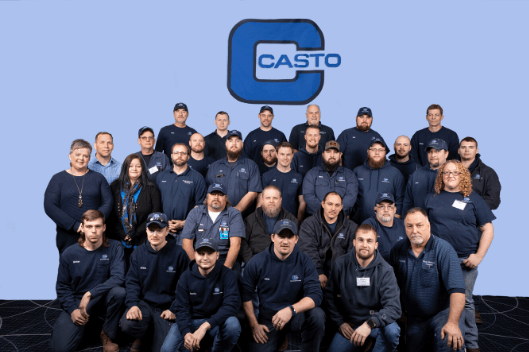 Learn About Casto Tech Team