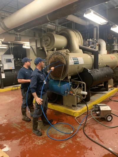 HVAC Preventative Maintenance - Casto Technical Services