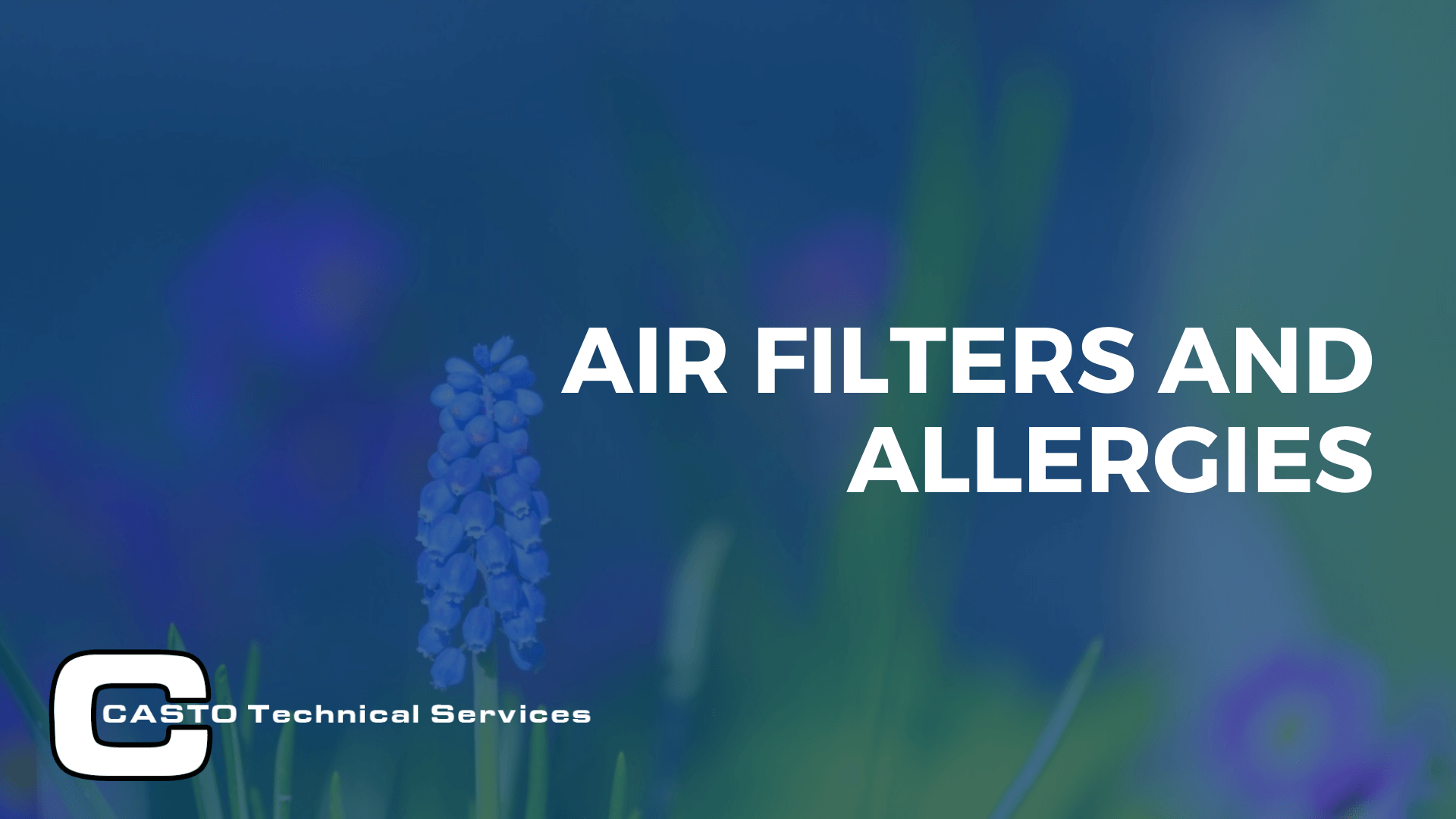 Air Filters and Allergies - Casto Technical Services Blog