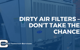 Dirty Air Filters – Don't Take the Chance: - Casto Tech Blog