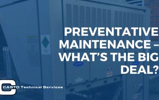 Preventative Maintenance – What's The Big Deal?