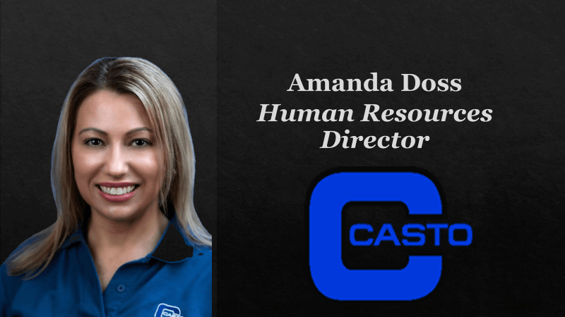 Amanda Doss - Meet Our Management Team - HVAC Repairs Near Me - Casto Tech