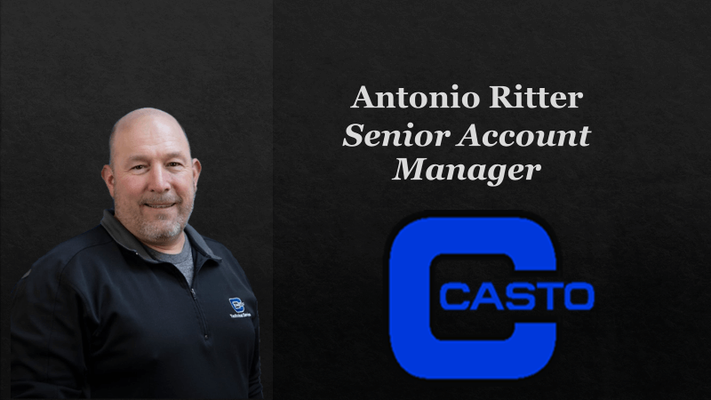 Antonio Ritter - Meet Our Management Team - HVAC Repairs Near Me - Casto Tech