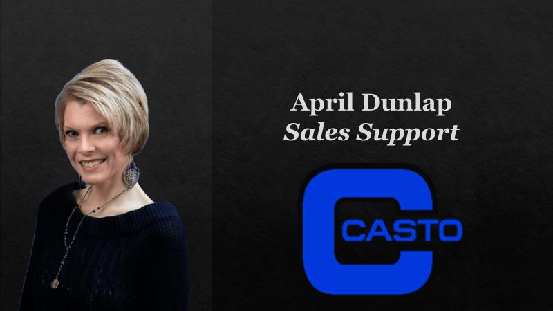 April Dunlap -Meet Our Management Team - HVAC Repairs Near Me - Casto Tech
