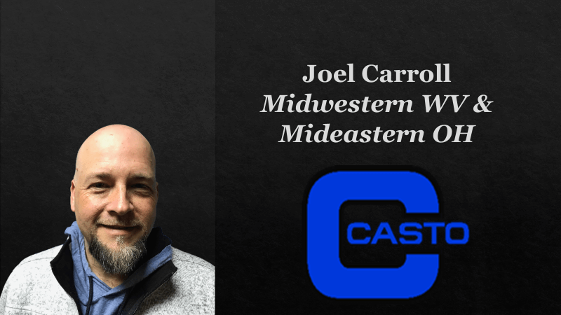 Joel Carroll - Meet Our Management Team - HVAC Repairs Near Me - Casto Tech