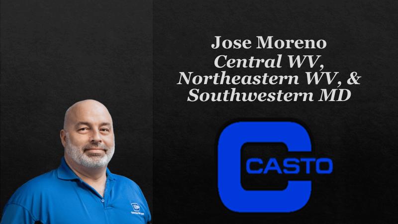 Jose Moreno - Meet Our Management Team - HVAC Repairs Near Me - Casto Tech