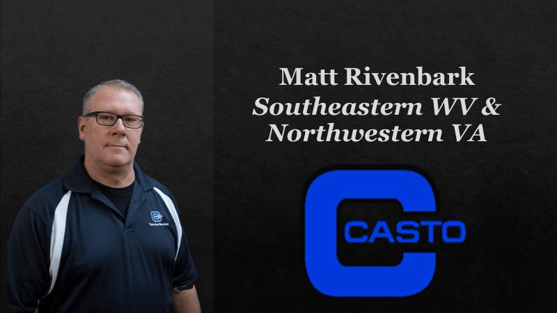 Matt Rivenbark - Meet Our Management Team - HVAC Repairs Near Me - Casto Tech