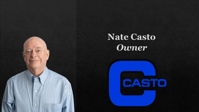 Nate Casto - Meet Our Management Team - HVAC Repairs Near Me - Casto Tech