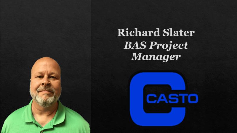 Richard Slater -Meet Our Management Team - HVAC Repairs Near Me - Casto Tech