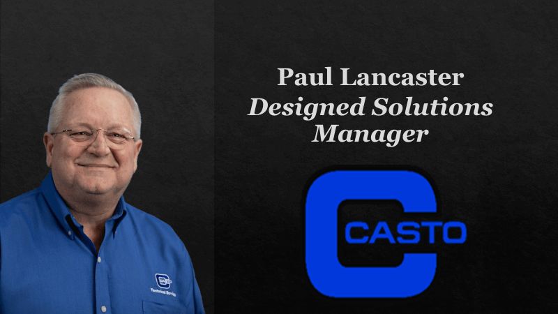 Paul Lancaster -Meet Our Management Team - HVAC Repairs Near Me - Casto Tech