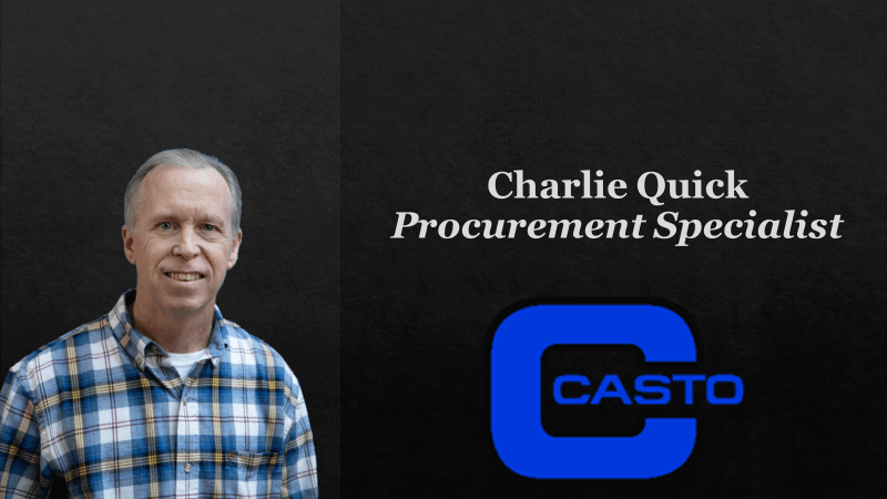 Charlie Quick - Meet Our Management Team - HVAC Repairs Near Me - Casto Tech