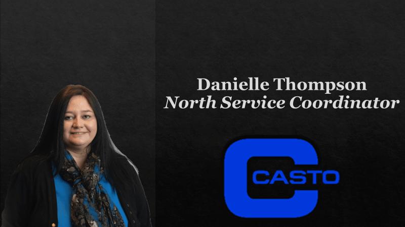 Dannielle Thompson - Meet Our Management Team - HVAC Repairs Near Me - Casto Tech