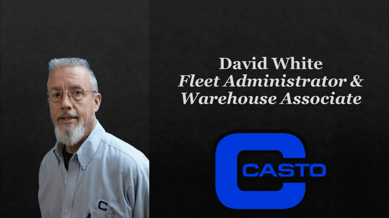 David White - Meet Our Management Team - HVAC Repairs Near Me - Casto Tech