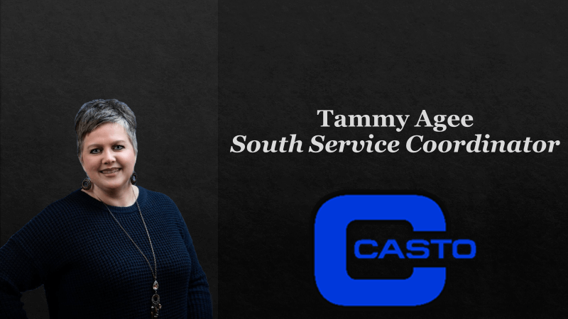 Tammy Agee - Meet Our Management Team - HVAC Repairs Near Me - Casto Tech