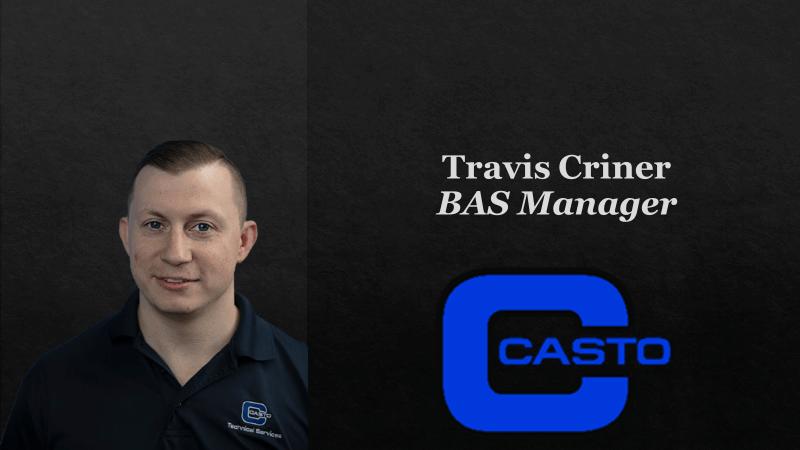 Travis Criner -Meet Our Management Team - HVAC Repairs Near Me - Casto Tech