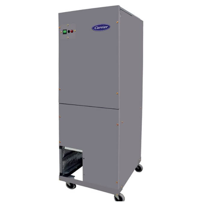 Carrier OptiClean - Indoor Air Scrubber System