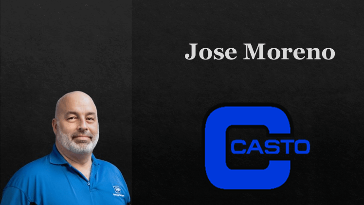 Jose Moreno - Meet Our Sales Team - HVAC Repairs Near Me - Casto Tech