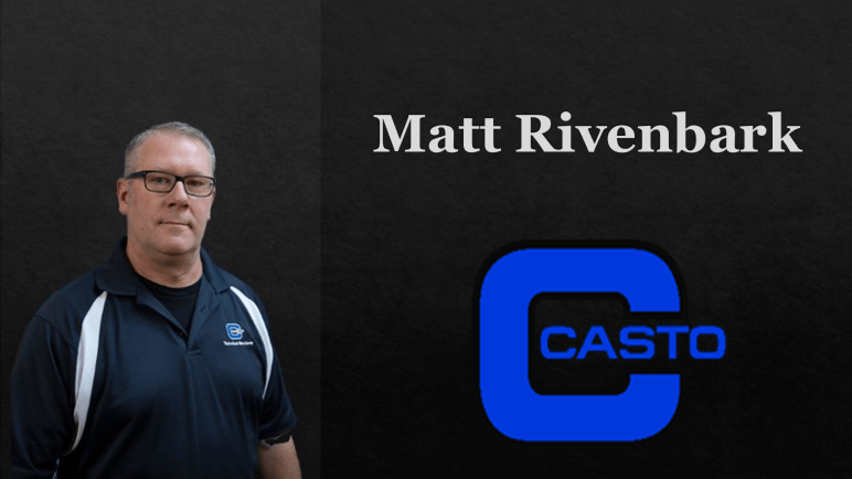 Matt Rivenbark - Meet Our Sales Team - HVAC Repairs Near Me - Casto Tech