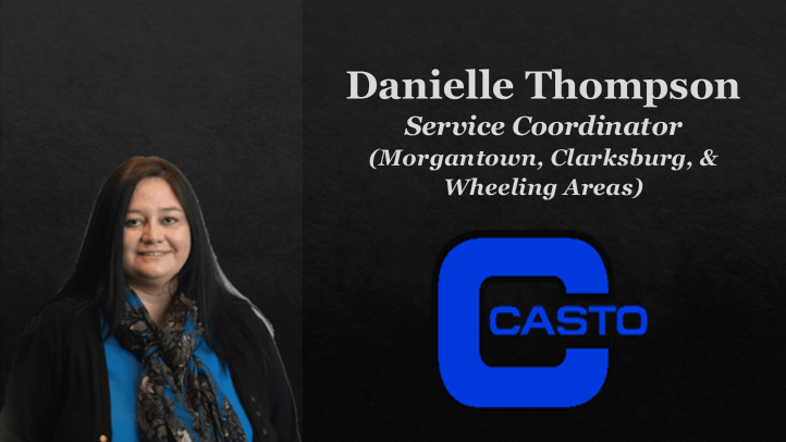 Dannielle Thompson - Meet Our Management Team - HVAC Repairs Near Me - Casto Tech