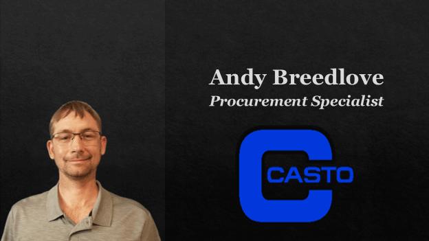 Andy Breedlove - Meet Our Management Team - HVAC Repairs Near Me - Casto Tech